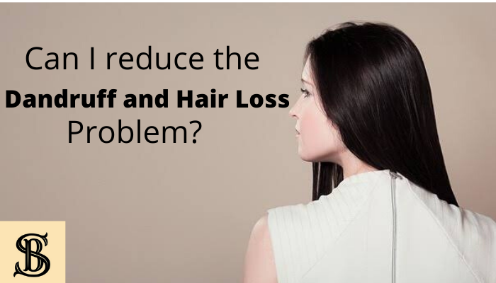 dandruff causes hair loss
