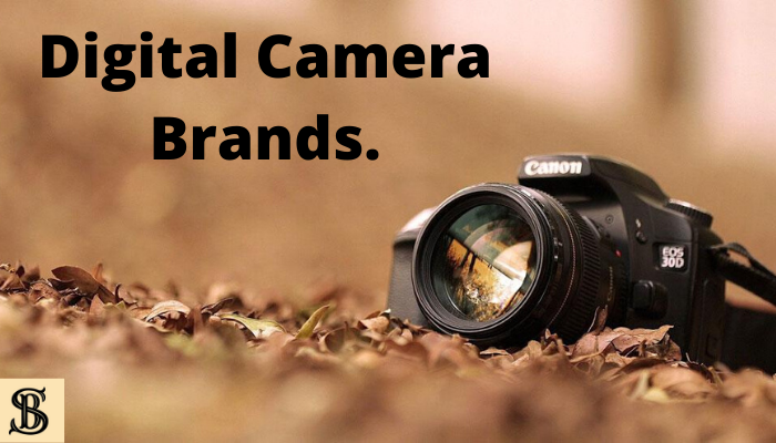 digital camera brands