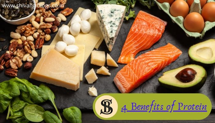 4 benefits of protein for your diet