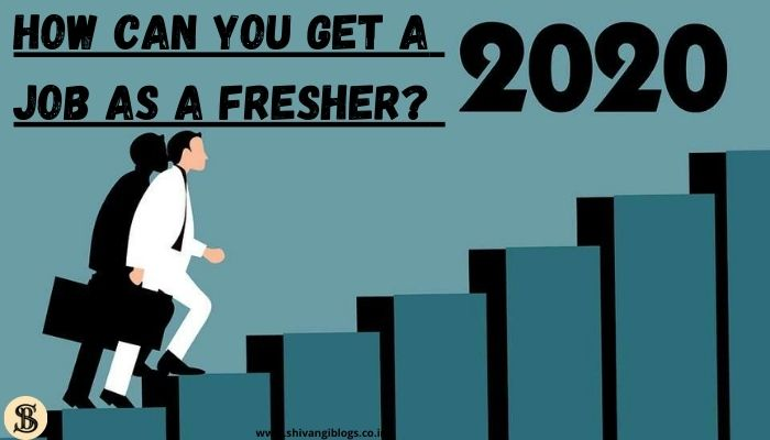 how-can-you-get-job-as-fresher