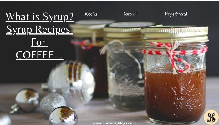 what-is-syrup-recepies
