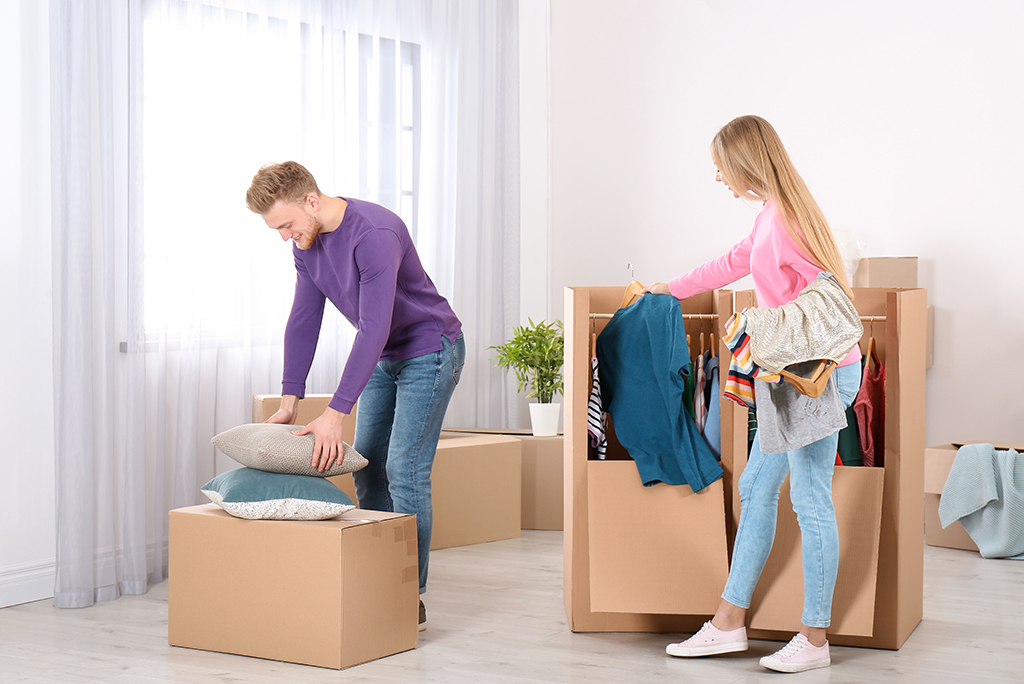 avoid mistakes while packing