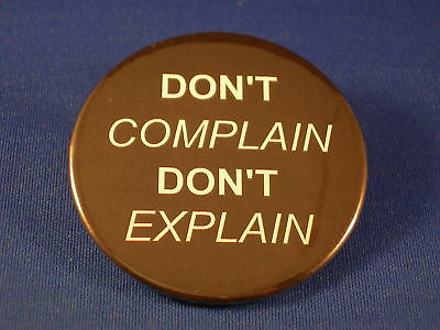 don't-complain-to-avoid-stress