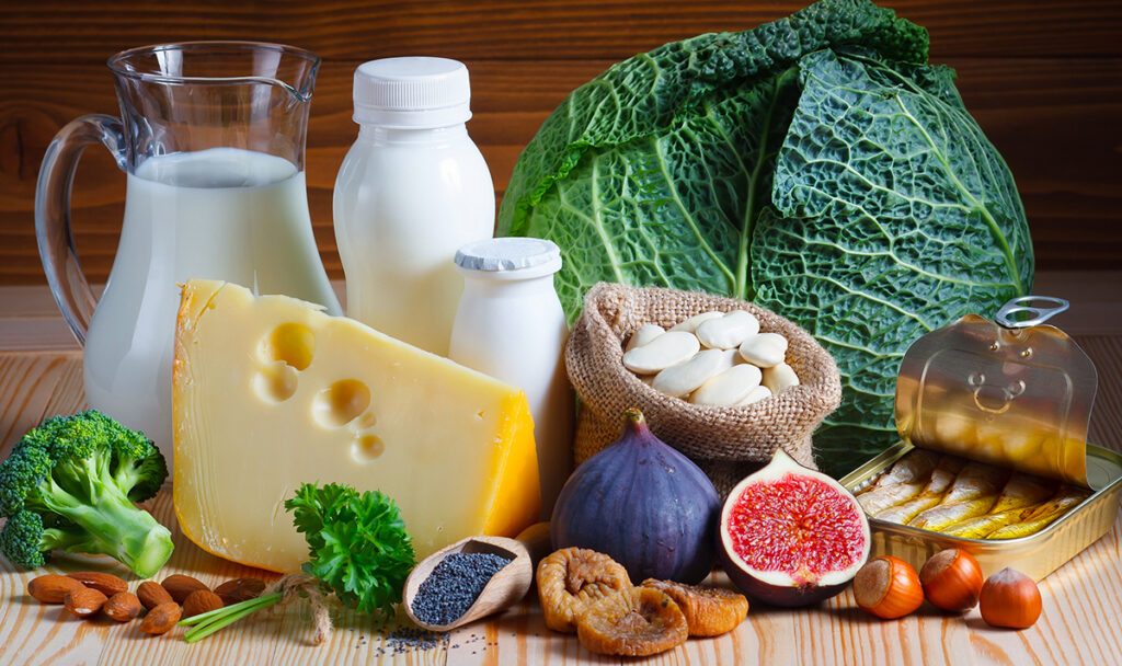 calcium-rich-food-to-lose-weight