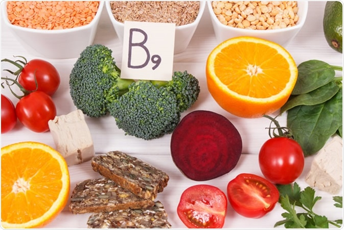 sources-of-Vitamin-B9